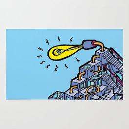 Tower @ Nowhere [Jordan Eismont] Rug