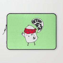 Punk Chick Laptop Sleeve