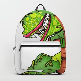 Killer Plant Venus Fly Trap Backpack