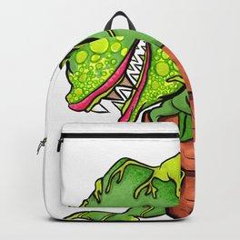 Killer Plant Venus Fly Trap Backpack