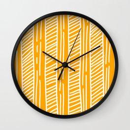 My Line Wall Clock