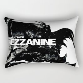 MASSIVE ATTACK MEZZANINE TOUR DATES 2019 BAKWAN Rectangular Pillow