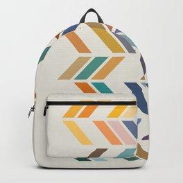 Modern Pattern XX Backpack