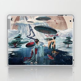 Holiday ice Laptop & iPad Skin