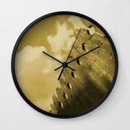 SMALL TOWN SKY 3 Wall Clock