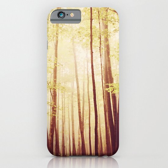 autumn forest   iPhone & iPod Case