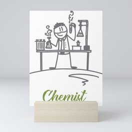science lovers,teachers,students,school ,100 day of school,chemistry,scientists,physicians,mathematics,engineers,education ,pharmacists,doctors,gift,birthday,day,christmas,idea,birthday gift idea,grandpa,grandma,daddy,mother,brother Mini Art Print