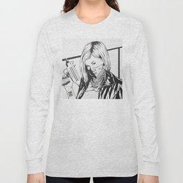 Bad Girl Gigi Long Sleeve T-shirt