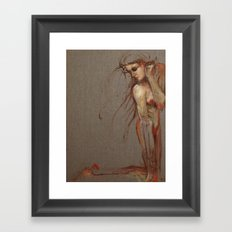The Lost Framed Art Print