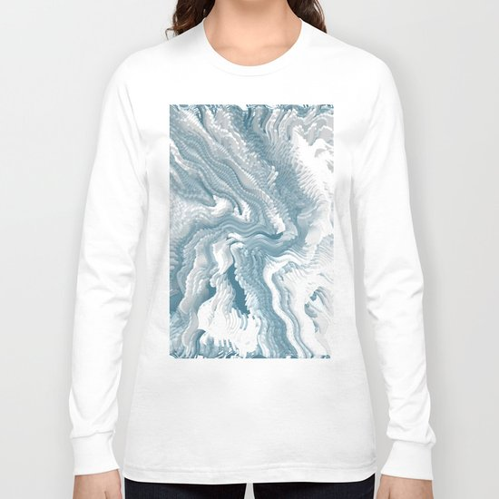 Abstract pattern 222 Long Sleeve T-shirt