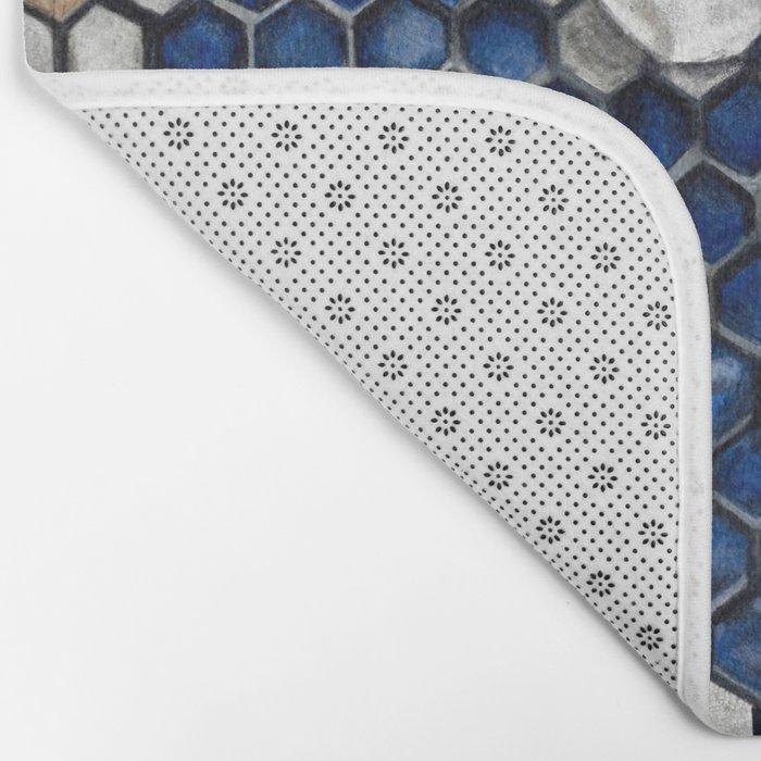 Art Beneath Our Feet Project - Grand Rapids Bath Mat