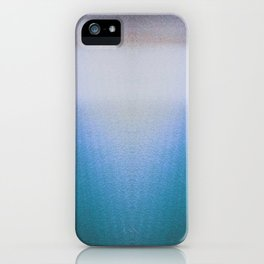 blue ghosts iPhone Case