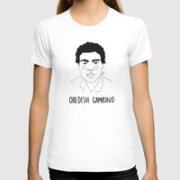childish gambino T-shirts featuring Childish Gambino by ☿ cactei ☿