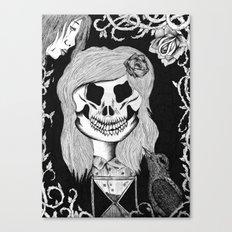 Oh hey. Canvas Print