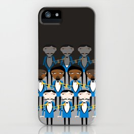 And all that jazz iPhone Case