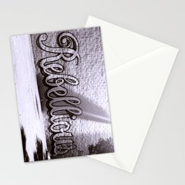 Rebel Stationery Cards