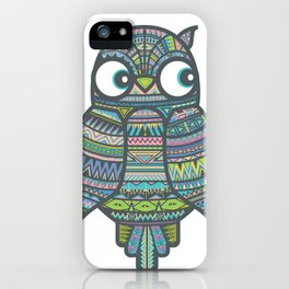 Whoo Me? iPhone Case