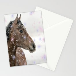 Magical Christmas Horse Stationery Cards