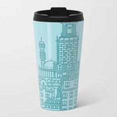 Stockholm (Cities series) Metal Travel Mug