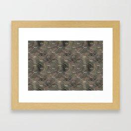 """Christian """"loved"""" Framed Art Print"""