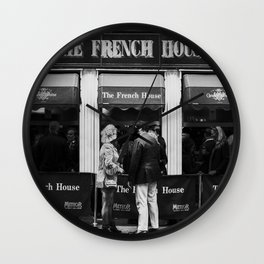 The French House Wall Clock