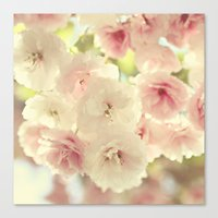 grace Canvas Prints featuring grace by Sylvia Cook Photography
