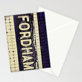 Fordham Stationery Cards