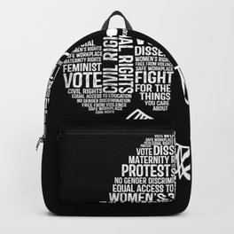 Notorious RBG Shirt Ruth Bader Ginsburg Quotes Backpack