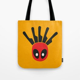 The Merc With A Mouth Alternative art Tote Bag