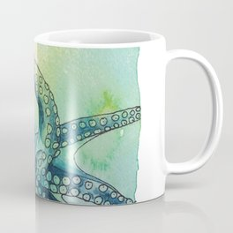 Octo 1 Coffee Mug