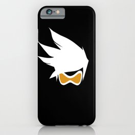 Tracer iPhone Case