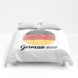 FIFA WORLD CUP 2018 - GERMAN Comforters