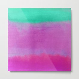 Gradients I Metal Print