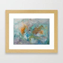 invierno Framed Art Print