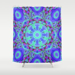 Psychedelic Visions G34 Shower Curtain