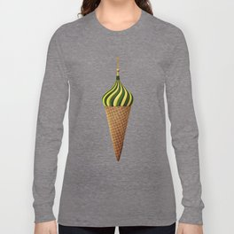 Basil Flavoured Long Sleeve T-shirt