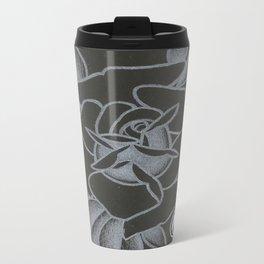 WhiteRose Metal Travel Mug