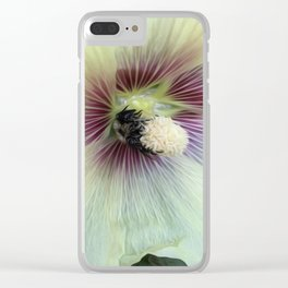 Bee Amazing Clear iPhone Case