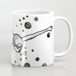 Diver 3 Coffee Mug