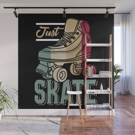 Just Skate | Retro Roller Skating Wall Mural
