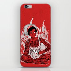 Housewife From Hell iPhone & iPod Skin