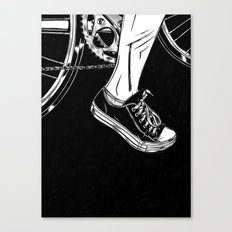 Pedalcraft  Canvas Print