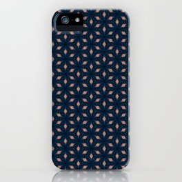 V29 Moroccan Traditional Carpet and Rug Design. iPhone Case
