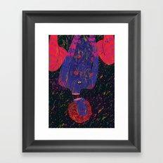 uprainy Framed Art Print