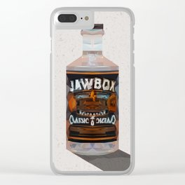 Gin // 01 Clear iPhone Case