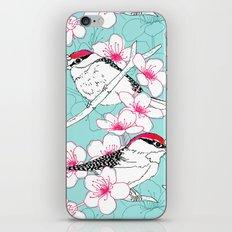 Uni-Chicka-Pecker iPhone & iPod Skin