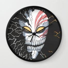 Bleach Hollow Mask Wall Clock