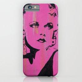 Hollywood Bombshells - Jean iPhone Case
