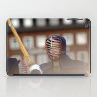samurai iPad Cases featuring Samurai by Premium