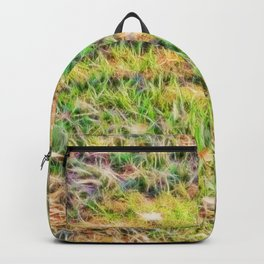Hens on the farm Backpack